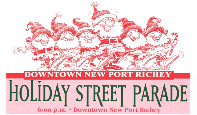 New Port Richey Christmas Parade 2020 Into the Holiday Season