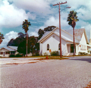 Original Sanctuary - From the West Pasco Historical Society collection